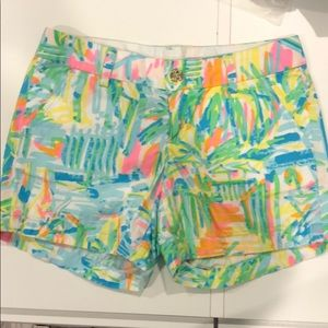 Lilly Pulitzer short
